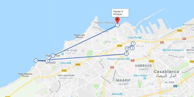Casablanca one plan