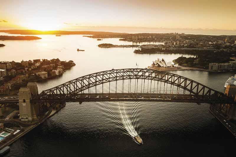 Harbour Bridge Sydney, Australia